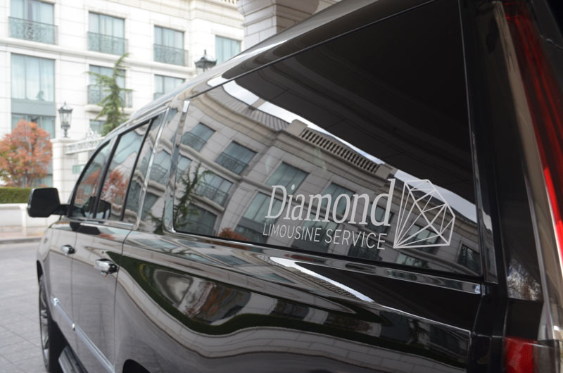 Diamond Limousine Service Utah Salt Lake City